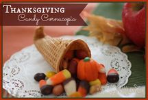Thanksgiving / by CandyCentral