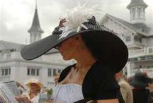 Kentucky Derby Hats / by Nancy Pate