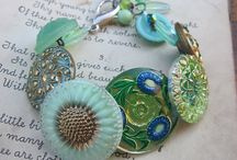 Beautiful Button Inspiration / by Susan Kraner