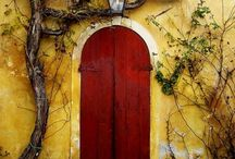 Doors / by Arissa Witherow