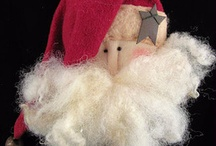 christmas primitive crafts / by Traci Greene