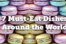 Foodies Rule the World / by Steve Baumgartner
