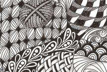 Zentangles / by Joan Parsons