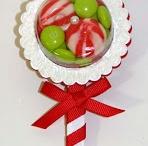 recipientes para dulces  / by Nelly Arizpe
