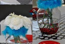 Dr. Seuss Baby Shower Ideas / by Amy {fun-baby-shower-ideas.com}