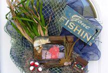 Wreaths-Nautical / by Sherri Hall