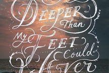 words / by Sophia Reinhardt