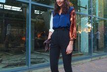 Street Fashion  / by Ashley Pena