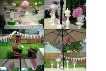 Girl birthday party ideas / by Melissa Robinson