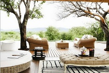 SPACES / Safari lodges to clean minimalist spaces / by HOGGER & Co. Photography