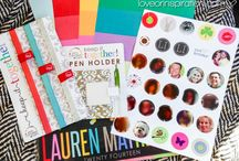 Life Planners / Life Planners by Erin Condren / by Kendal Stegmann