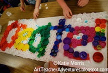 Kid crafts / by Amanda Germain