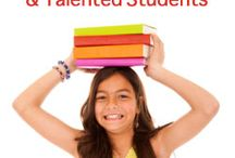 Gifted Ed / by Jennifer Beck