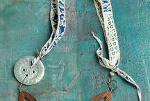 bohemian-inspired jewelry / by Deneal Bullock