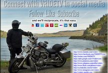 Social Media Marketing / Connect with VRIDETV in Social Media Follow, Like or Subscribe & we'll reciprocate, it's that easy. / by Vridetv Canada
