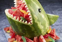 food fun for kids / by Sarah Dolk