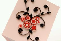 quilling cards / by jayshree shah