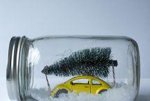 Glass jars / by Robin Iler