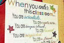 First Day of School Ideas / by CI 442 Murphy