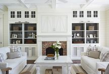Interior: Living Room / by Jeanette Morrow