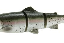3D Line Thru Swimbait / Savage Gear 3D Line Thru Swimbait / by Savage Gear USA