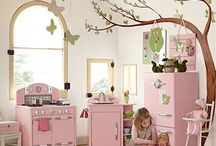 For the Home*Kids Play Areas & Accessories / by Cathy Kent