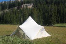 """Camping in Style! ~ ¡Acampando con Estilo! / """"The ultimate camping trip was the Lewis and Clark expedition."""" ~Dave Barry / """"El último extremo y definitivo viaje de campamento fue la expedición de Lewis y Clark."""" ~Dave Barry  / by Irene Niehorster"""