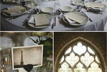 Table names / by laura crowe