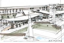 Architectonic Sketch / by Roberto Sebastian Sanchez