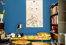 Apartment ideas / by Raquel Benito de Jimenez