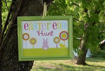 Enjoying Easter / Activities, crafts, and lessons to celebrate Easter! / by Heather Hollifield