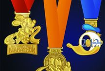 My Race Medals / Pictures of the Medals I have won / by Bev Hess