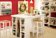 i dream of a NEW craft room / by Barb Norcross