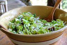 Salads YUM  / by Maria Van Balen//jones