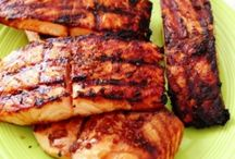 BBQ grill recipes / by Melissa Morales