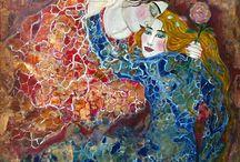 Artist - Anne-Marie Zilberman / by Chris Cantrelle