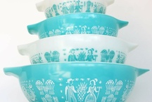 Pyrex obsession / by Lisa Woods