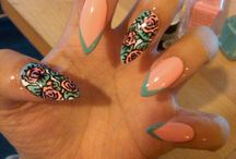 Nails!! / by Vanessa Caceres