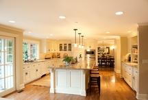 kitchen / by Debbie Wyler