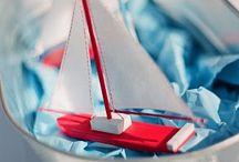 Nautical-sailboat party / by Samoshkina Irina
