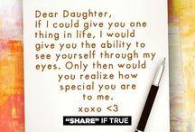 my sweet as pie daughter! / by tara marshall