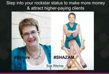 Ecstatic Program: SHAZAM Your Brand / SHAZAM Your Brand ~ Step into your rockstar status to make more money & attract high-paying clients  This exclusive VIP Intensive is designed to give you the support and guidance you need to step into the spotlight, flip your switch and become the entrepreneur you were meant to be.  http://yourecstaticbrand.com/vip/ / by Christina Morassi