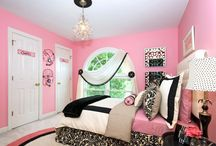Girl bedroom / by Christian Zelius