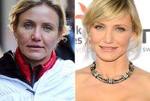 Celebrities sans makeup / Plain Janes / by Carolyn Attaway