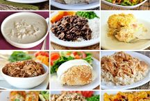 Make ahead meals / by Shar Heims