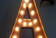 A for Andrew / by Elizabeth Olsen