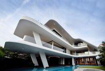 Architecture / by 39DEG Jarek Nakielny