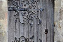Doors, windows  and gates / by Evelyn Durough