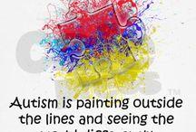 Autism / Autism / by Tammi Pinaholic