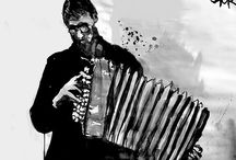 Accordion Art / by Eric Cardey